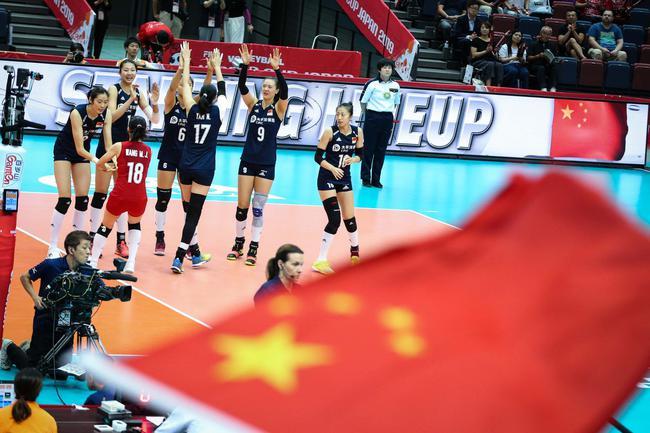 中国女排vs荷兰女排